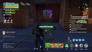 Fortnite save the world trading live hlp me to 350 for give awy