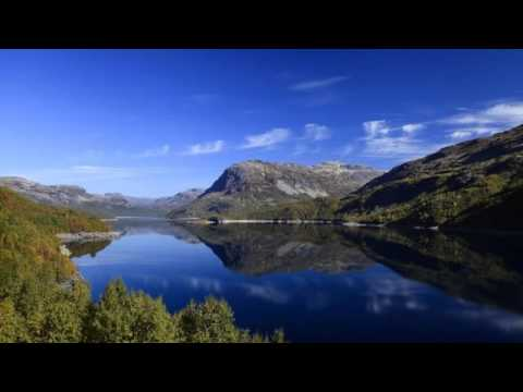 Gift of vision landscape pictures from Hardanger Norway