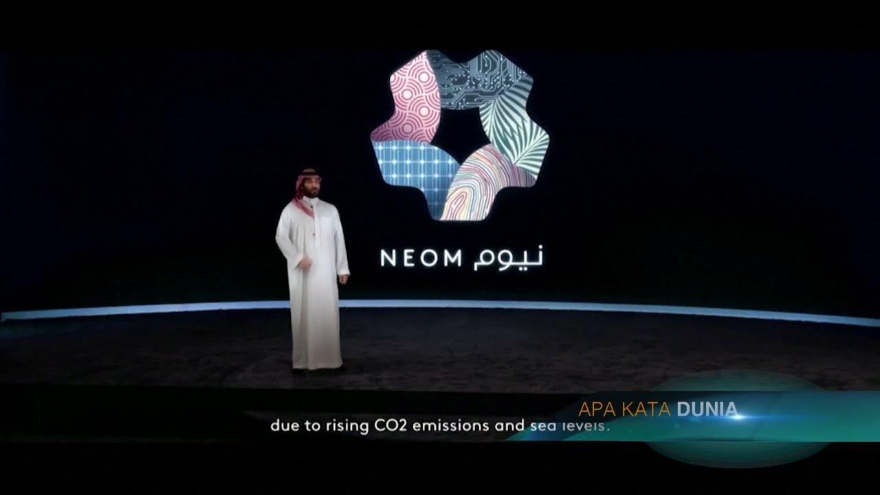 Arab Saudi Akan Bangun Kota Nol Emisi