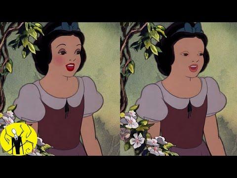 Así Es Como Se Verían Las Princesas Disney SIN MAQUILLAJE