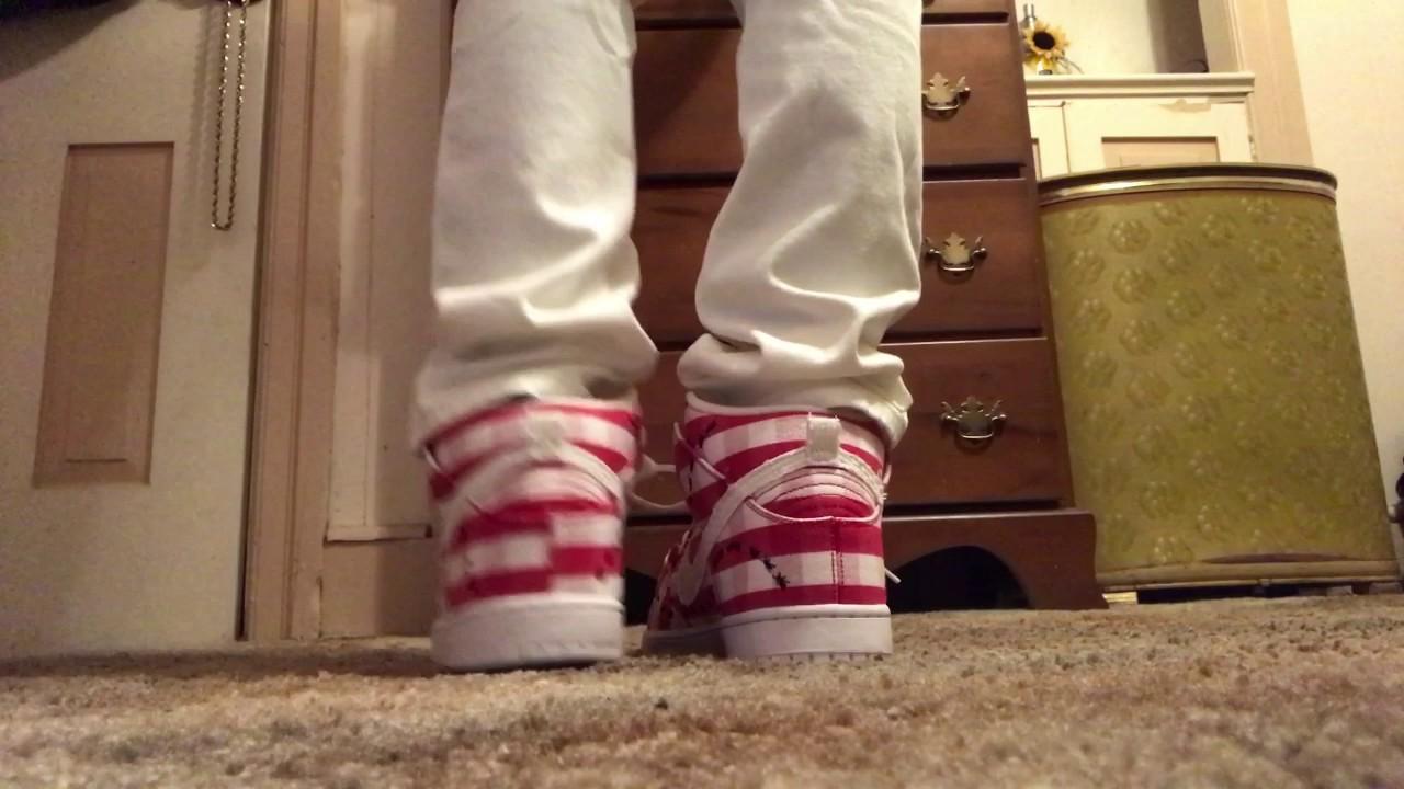 Nike SB Dunk Picnic (On Feet)