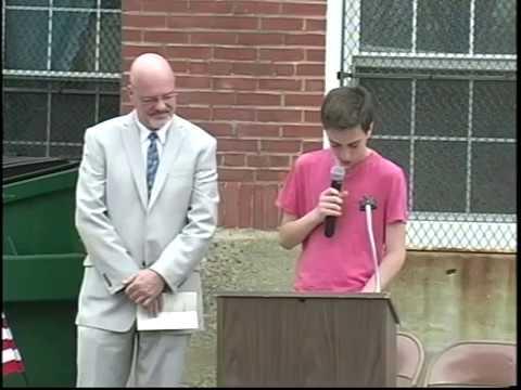 Templeton Center School Goodbye Ceremony