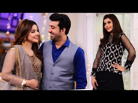Good Morning Pakistan - Isha Noor - Waqas Siddiqui - Top Pakistani show