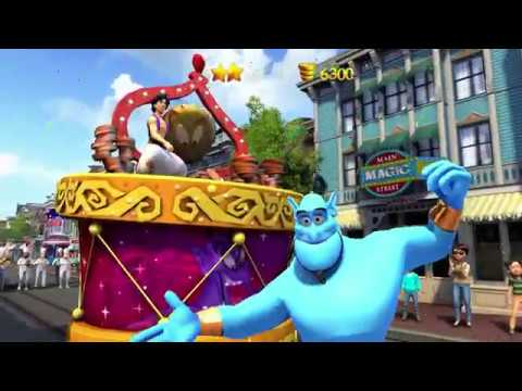 Disneyland Adventures xbox one x Mickeys soundsational ...