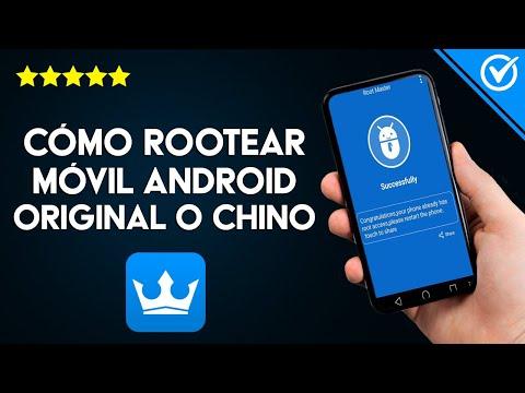 Cómo Rootear Cualquier Móvil Android Original o Chino con o sin PC, muy Fácil