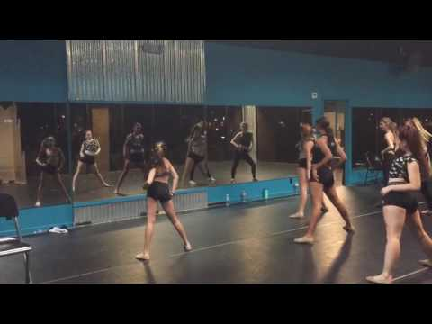 womanizer choreography by Dylan Trevino