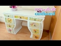 DIY ROOM DECOR - RECYCLED FURNITURE MADE WITH CARDBOARD - INEXPENSIVE CRAFTS