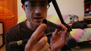 How to Fix a K&M mic stand