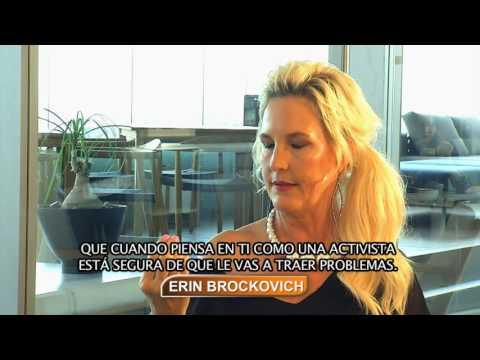 LA ENTREVISTA POR ADELA ERIN BROCKOVICH 18 DE AGOSTO 2016