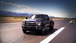 Pickup Truck Drag Race | Top Gear USA | Series 2