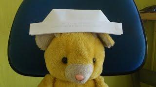 Cara Membuat Origami Topi Perawat | Origami Topi