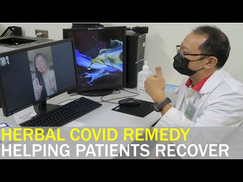 Herbal COVID-19 remedy helping patients in Changhua | Taiwan News | RTI