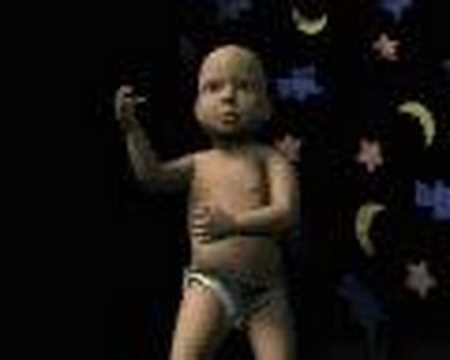 Rare Dancing Baby Pixar Animation