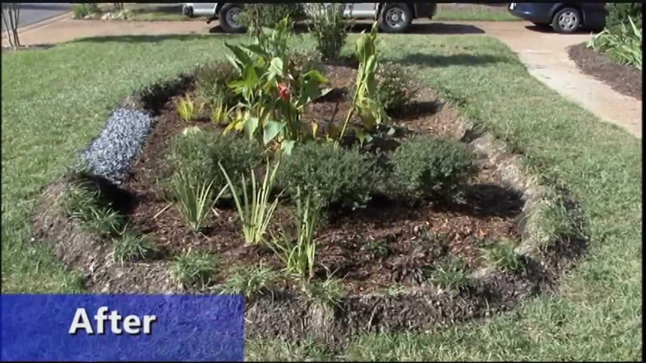 Rain Garden Ideas How to build a rain garden youtube how to build a rain garden workwithnaturefo