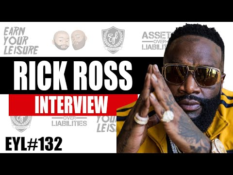 RICK ROSS ON INVESTMENTS, BEING A MOGUL, & ADVICE FOR ENTREPRENEURS