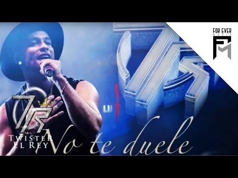 Twister El Rey - No te duele (Video Lyric)