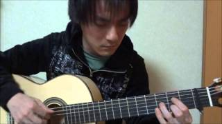 Bon Jovi 「Because We Can」 Guitar Solo cover TANAKA YOSHINORI (With Tablature) Chord tutorial
