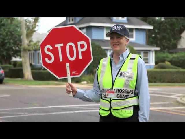 Crossing Guard Training Program Video