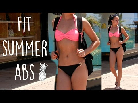 Ab workout for a flat and toned stomach