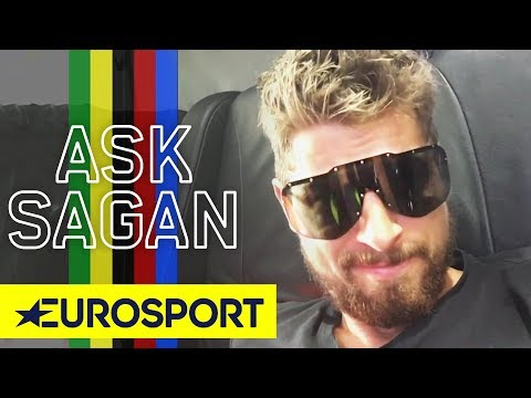 Peter Sagan to Move Into the Entertainment Industry? | Ask Sagan | Tour de France 2018