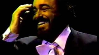 Luciano Pavarotti - La Girometta - En Lima - Perú
