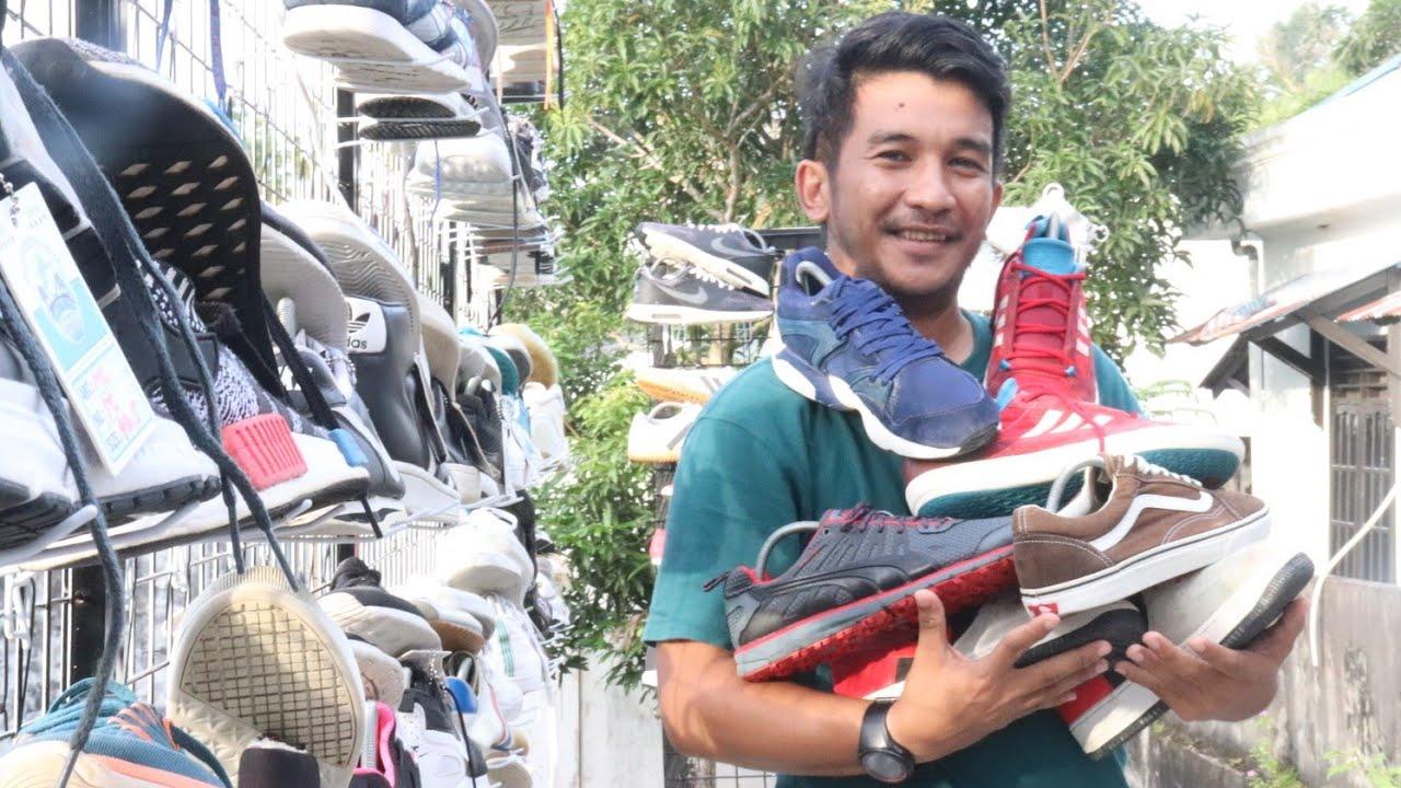 Bermodalkan 700 Ribu Kini Beromset Jutaan! Menjual Sepatu Second dari Thailand (Part 2)