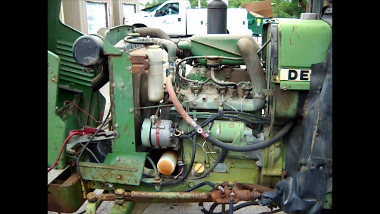 1982 John Deere 1050 Tractor For Sale Sold At Auction