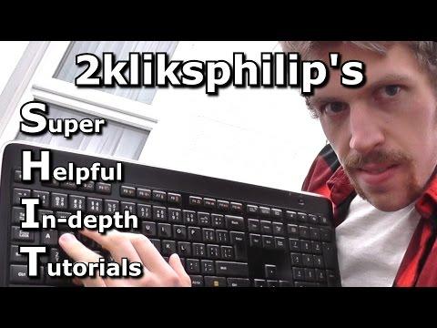 2kliksphilip's S.H.I.T Advice #6