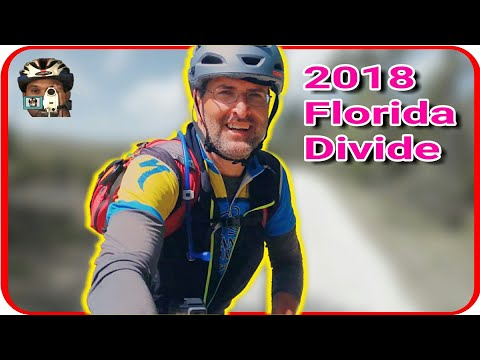 Mountain Bike Touring Adventure: STACY BOLTON On The 2018 FLORIDA DIVIDE Bikepacking Route