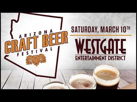 Arizona Craft Beer Festival 2018