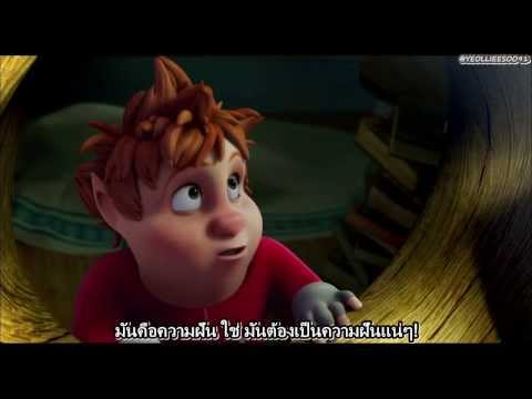 [Thai Sub] 140112 EXO ซูโฮพากษ์ - ตัวอย่างหนังการ์ตูนเรื่อง Saving Santa