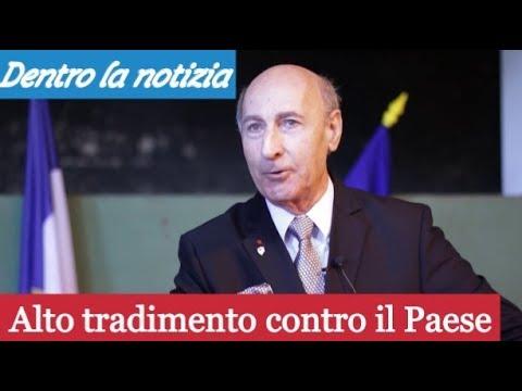 13.12.18 TG FLASH: 13 generali francesi contro Macron vogliono un presidente come Salvini.No Global