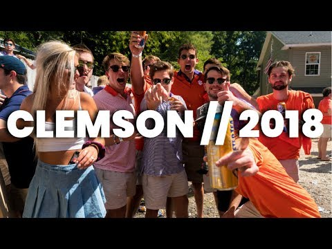CLEMSON UNIVERSITY // 2018