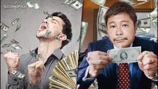 MILLONARIO VA A REGALAR $9,000,000 de DÓLARES para VER SI LA GENTE PUEDE SER FELIZ CON DINERO