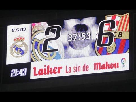 2-6 BARÇA MADRID FULL HD || PARTIDO COMPLETO EN ESPAÑOL