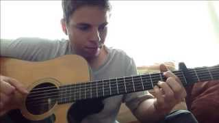how to play on my mind by Ellie Goulding for Guitar