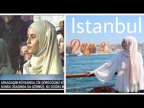 Istanbul Vlog Day 2 | Nihat Hatipoğlundaydim! | Tugba Kar