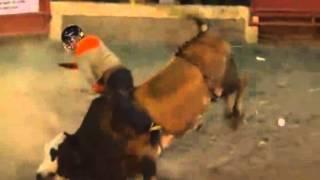 En El Bramadero - monta de toros - 4 - el presumido