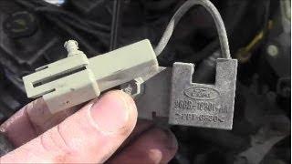 Як замінити котушки запалювання частина 96BB 18801 АА на Форд контур