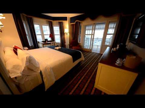 Disney's Yacht Club Resort Room Tour - Disney World