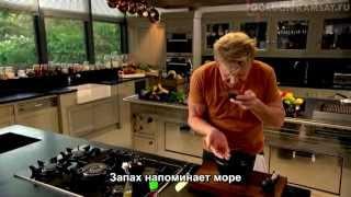 Рецепт от Гордона Рамзи - Салат из зеленой папайи