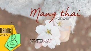 Mang thai » Lê Cát Trọng Lý ✎ acoustic Beat by Trịnh Gia Hưng