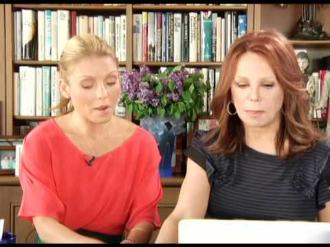 Must Have Beauty Products Olive And Argan Oil From Kelly Ripa