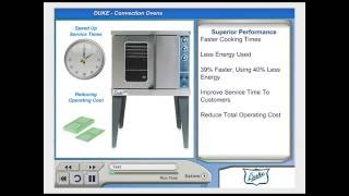Duke Manufacturing | Convection Oven Overview