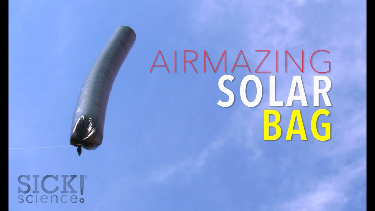 Airmazing Solar Bag Sick Science 207