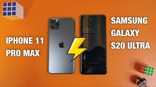 Galaxy S20 Ultra vs iPhone 11 Pro Max: 10+ Fitur yang GAK ADA di IPHONE!