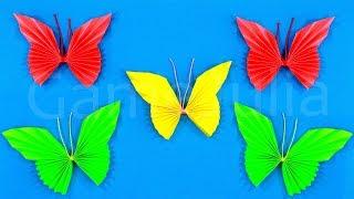 як зробити русалку з кольорового паперу