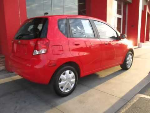 2007 chevrolet aveo buy here pay here phoenix az youtube. Black Bedroom Furniture Sets. Home Design Ideas