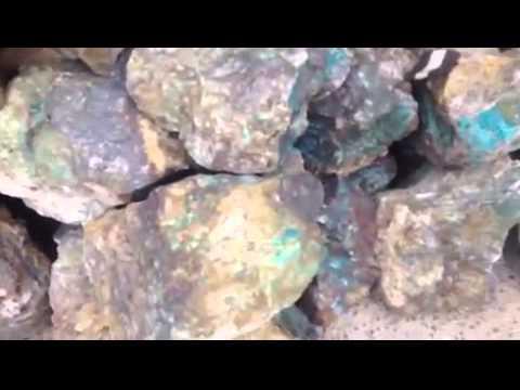 Mineral De Alta Ley De Cobre