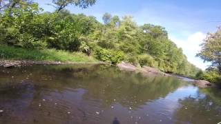 Download #21 - The Lackawanna River PA - Fishing the top 100 Trout Streams in America Mp3
